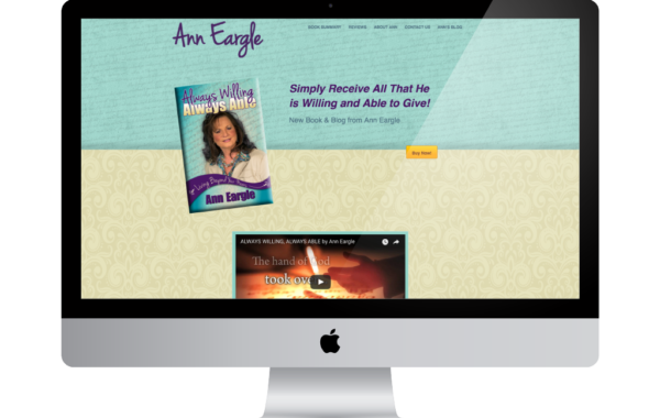Ann Eargle – Website