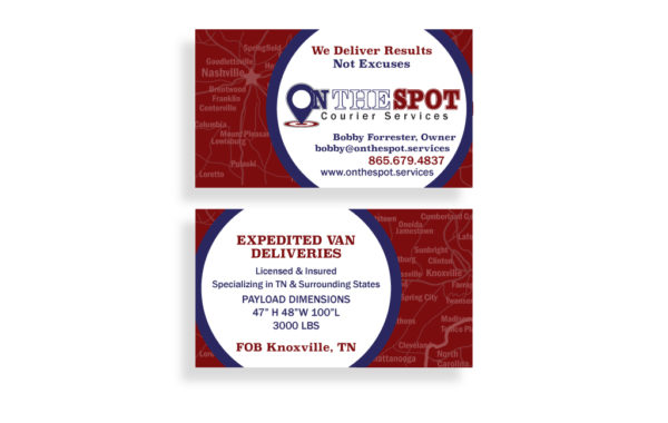 OTS – Business Cards