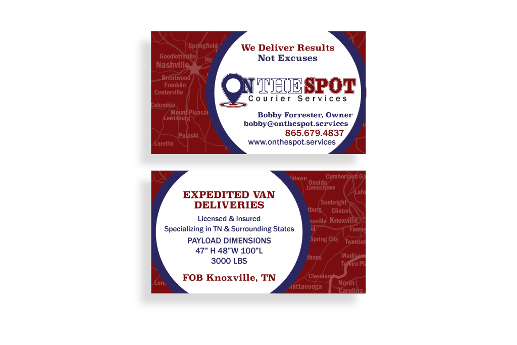 Printing patton 4 design and graphics ots business cards colourmoves Images